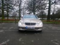 Mercedes E270 CDI Avantgarde Auto