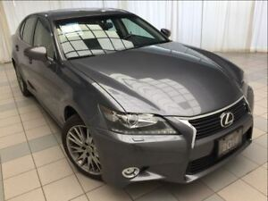 2014 Lexus GS 350 Luxury Package: New Tires, Brakes, AWD.