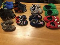 Boys shoes & slippers