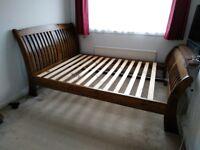 DANSK Solid Oak Bedroom Furniture Suite