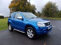 2007 57 SUZUKI VITARA 1.9 DDIS 3 DOOR DIESEL MOT OCTOBER 2017