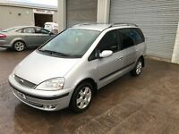 FORD GALAXY GHIA TDDI 7 SEATER MPV