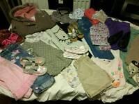 girls bundle age 4/5 years