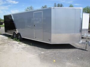 2018 Octane Trailers 8.5x27 Car Hauler Special Order