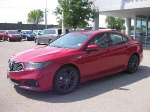 2018 Acura TLX A-SpecSH-AWD