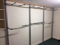 Clothing Shop Racking System