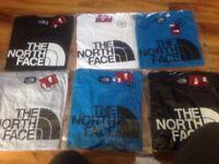 North face t shirts