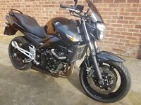 GSR600 K8 Suzuki Mint 10 k miles, full service history tested to 17th march