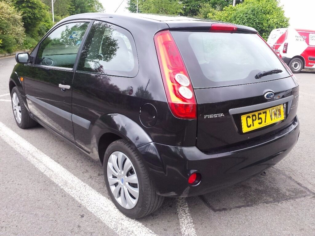 2008 ford fiesta style 1.25 zetec new timing belt ideal first car part exchange welcome