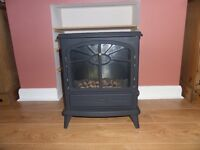 Stove Effect Fireplace (electric)