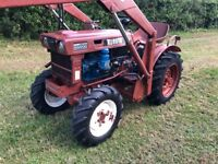 KUBOTA COMPACT TRACTOR B6000 WITH FRONT LOADER