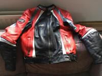 Ladies RST Leather Trousers and Jacket