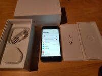 Iphone 6 64gb space gray vodafone with receipt