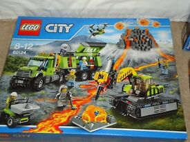 LEGO CITY 60124 NEW