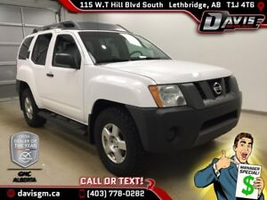Used 2008 Nissan Xterra 4WD 4dr Auto S-4WD Select
