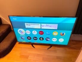 "PANASONIC 55"" 4K ULTRA HD SMART LED TV,EXCELLENT CONDITION,FULLY WORKING,£330 NO OFFERS CAN DELIVER"