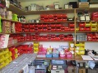 Business stock etc for sale, over 60,000 items, retail shop display stands etc. Quick sale needed