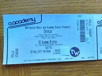 CHRONIXX - one night only - 28 May - £85 per ticket