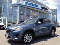 2014 Mazda CX-5 GS-TOUCH SCREEN-PUSH BUTTON START-HEATED SEATS