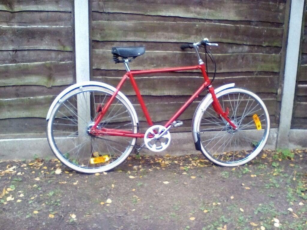 PASHLEY CYCLE (also known as GPO,royalmail bike).