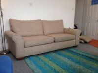 Large 2 Seater, Next Sofa. Very Good Condition. (ex. Sue Ryder)