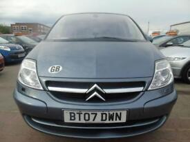 CITROEN C8 2.0 EXCLUSIVE HDI FULL SERVICE DRIVES A1 BEAUTIFUL CONDITION DRIVES A1 (grey) 2007