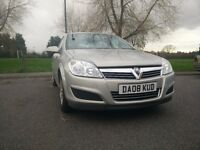 Vauxhall Astra H 1.8 life Automatic 2008 auto all in good condition mk5