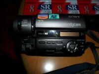 Sony Handycam Camcorder & Accessories
