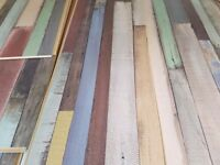 Approximately 40 square metres of laminate flooring
