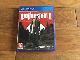 PS4 Wolfenstein II