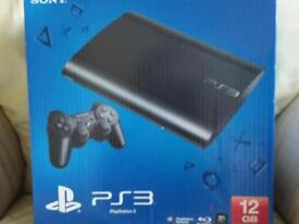 Play station 3 (new Condition)