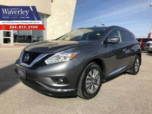 2016 Nissan Murano SV Sunroof - Heated Front Seats - Remote Star