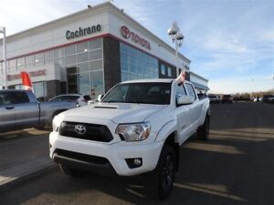 2013 Toyota Tacoma - FREE WINTER TIRES OR REMOTE START OR CASH!!