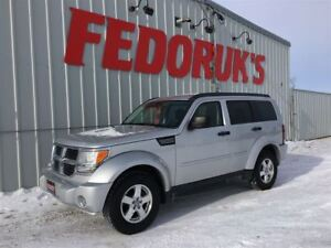 2009 Dodge Nitro SXT 1 YR WARRANTY INCLUDED!!