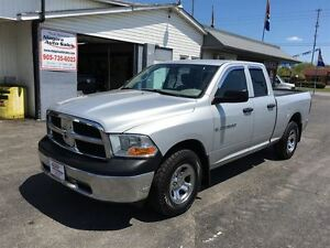 2011 Ram 1500 CREW CAB 4X4  WE FINANCE