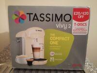 Bosch Tassimo Vivy 2 - Unopened