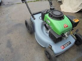 PERFORMANCE POWER ROTARY MOWER.
