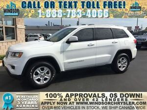 2014 Jeep Grand Cherokee Laredo - WE FINANCE GOOD AND BAD CREDIT