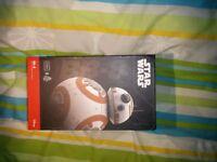 NEW SEALED Star Wars: The Force Awakens BB-8 Sphero Robot