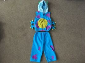 Kids monster dress-up/fancy dress aged 1-3 years old