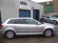 Great looking Audi A3 Special Edition,5 door hatchback,FSH,great looking car,runs and drives well
