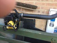 Mc Culloch leaf blower/ spares or repair
