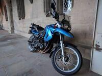 2008 BMW F650GS 798cc £2800ono