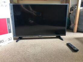 """Selling LG LED HDMI TV, 32"""", Very good condition"""