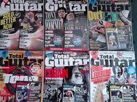 Total Guitar Magazines 2014