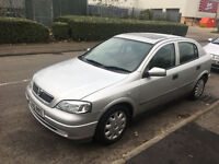 1999*VAUXHALL ASTRA 1.4 PETROL*4 MONTHS MOT*2 OWNERS*IDEAL FIRST CAR
