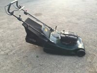 Hayter Harrier 56 Model Lawnmower
