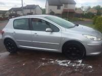 Peugeout 307 Low miles 78564. Swap swap swap or sell. Full service history