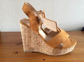 Brand new size 3 sandals