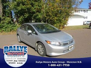 2012 Honda Civic LX! Power Options! ONLY 67! Save!